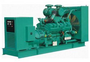 Máy phát điện Mitsubishi công suất 300kva