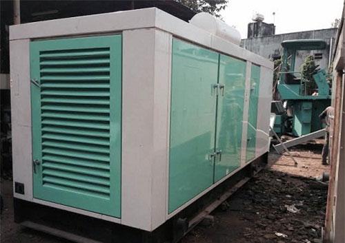 Máy phát điện Mitsubishi công suất 350kva