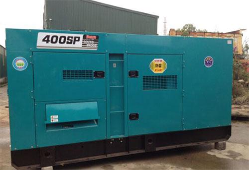 Máy phát điện Mitsubishi công suất 400kva