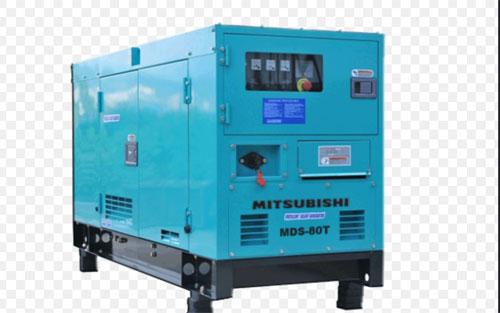 Máy phát điện Mitsubishi công suất 75kva