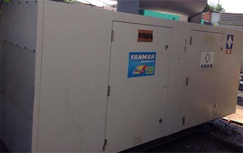 Máy phát điện Yanmar công suất 1500kva