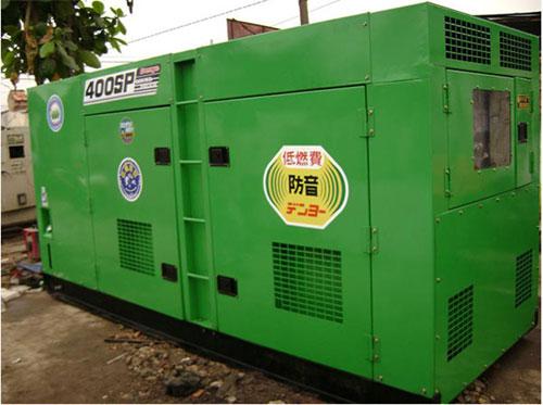 Máy phát điện Yanmar công suất 400kva