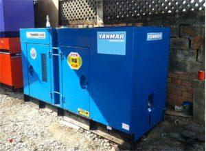 Máy phát điện Yanmar công suất 45kva