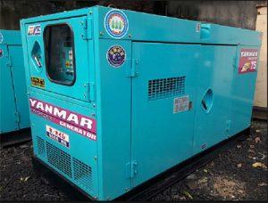 Máy phát điện Yanmar công suất 75kva