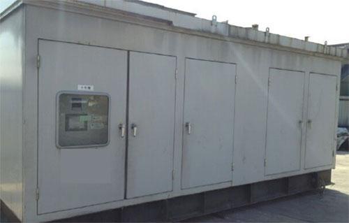 Máy phát điện Yanmar công suất 800kva