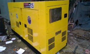 Máy phát điện Yanmar công suất 90kva