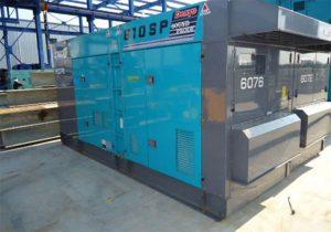 Máy phát điện 125kva thương hiệu Denyo