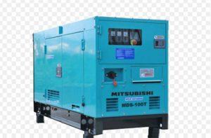 Máy phát điện 250kva thương hiệu Mitsubishi