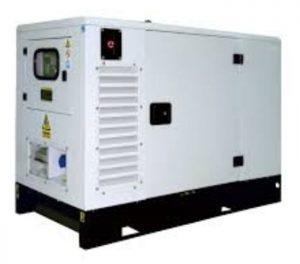 Máy phát điện 30kva thương hiệu Isuzu