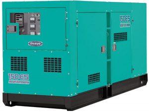 Máy phát điện công nghiệp Denyo 750kva