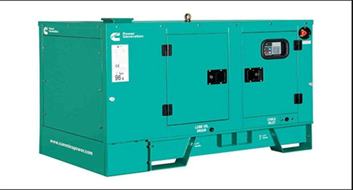 Máy phát điện Cummins được nhập khẩu trực tiếp từ Nhật, Mỹ