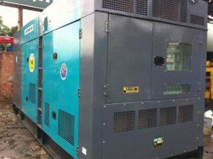 Máy phát điện Denyo công suất 30kva