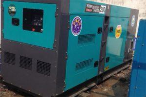 Máy phát điện Denyo công suất 45kva
