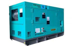 Máy phát điện Denyo nhập khẩu từ Nhật