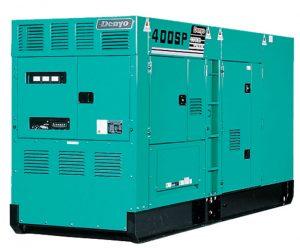 Máy phát điện thương hiệu Komatsu công suất 300kva