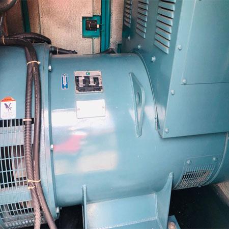 Máy phát điện Isuzu 30kva chính hãng