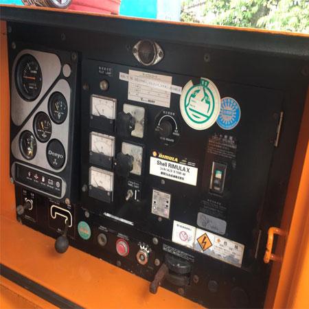 Máy phát điện Isuzu 60kva chính hãng