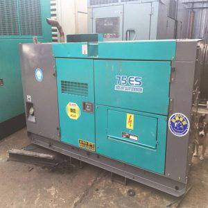 Máy phát điện Komatsu đa dạng công suất