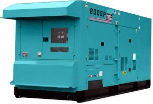 Máy phát điện Komatsu công suất 300kva