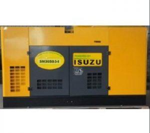 Máy phát điện hãng Isuzu