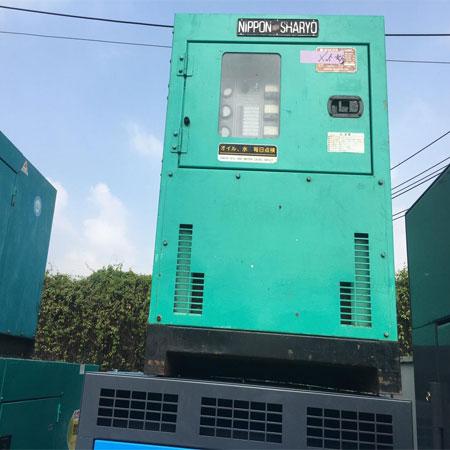 Máy phát điện Yanmar 100kva thương hiệu Nhật Bản