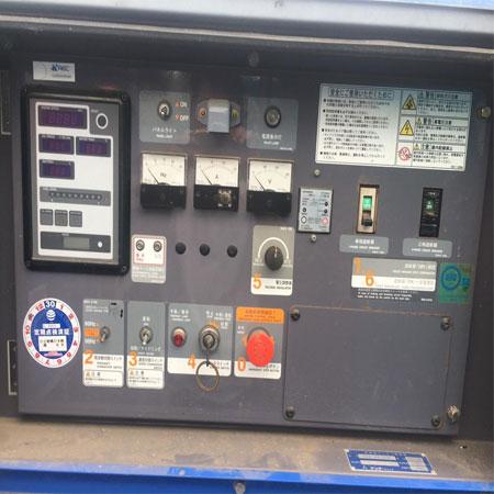 Máy phát điện Yanmar 100kva chính hãng