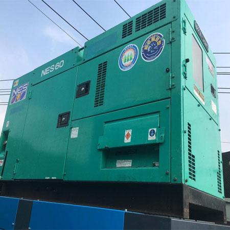 Máy phát điện Yanmar 200kva thương hiệu Nhật Bản