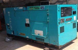 Máy phát điện Mitsubishi 100kva tại Hưng Tuấn Tú