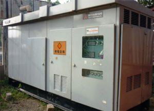 Máy phát điện Mitsubishi 175kva tại Hưng Tuấn Tú