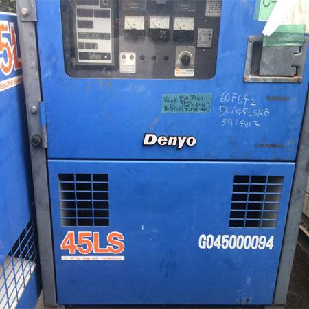 Máy phát điện Denyo chính hãng